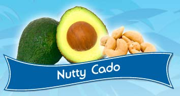 Nutty Cado Ice Cream